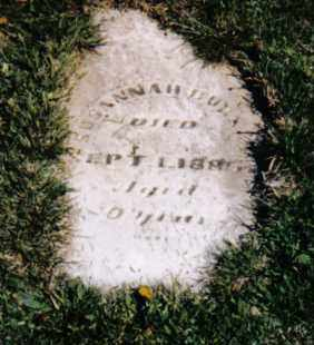 BURKET, SUSANNAH - Darke County, Ohio | SUSANNAH BURKET - Ohio Gravestone Photos