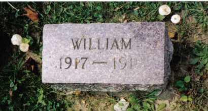 BURKETT, WILLIAM - Darke County, Ohio | WILLIAM BURKETT - Ohio Gravestone Photos