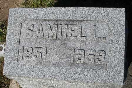 BUSSARD, SAMUEL L. - Darke County, Ohio | SAMUEL L. BUSSARD - Ohio Gravestone Photos
