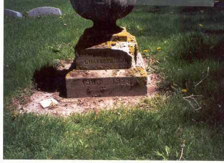 HUGHES CHARLESWORTH, FLORENCE - Darke County, Ohio | FLORENCE HUGHES CHARLESWORTH - Ohio Gravestone Photos