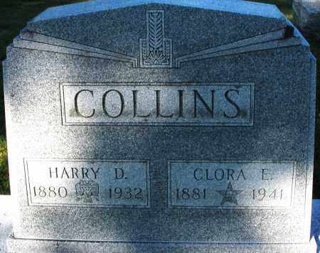 COLLINS, CLORA E. - Darke County, Ohio | CLORA E. COLLINS - Ohio Gravestone Photos