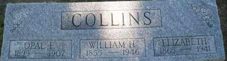 COLLINS, WILLIAM H. - Darke County, Ohio | WILLIAM H. COLLINS - Ohio Gravestone Photos