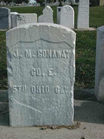 CONAWAY, JAMES M. - Darke County, Ohio | JAMES M. CONAWAY - Ohio Gravestone Photos