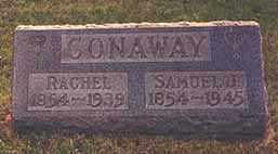 SMITH CONAWAY, RACHEL B. - Darke County, Ohio | RACHEL B. SMITH CONAWAY - Ohio Gravestone Photos