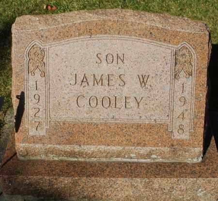 COOLEY, JAMES W. - Darke County, Ohio | JAMES W. COOLEY - Ohio Gravestone Photos