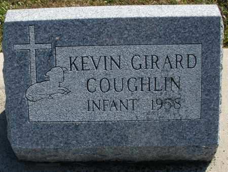 COUGHLIN, KEVIN GIRARD - Darke County, Ohio | KEVIN GIRARD COUGHLIN - Ohio Gravestone Photos