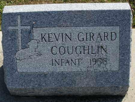 COUGHLIN, KEVIN GIRARD - Darke County, Ohio | KEVIN GIRARD COUGHLIN - Ohio Gravestone Photos