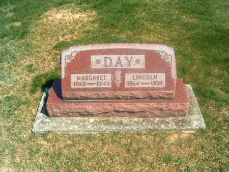 DAY, MARGARET - Darke County, Ohio | MARGARET DAY - Ohio Gravestone Photos