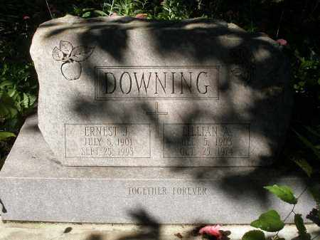 DOWNING, ERNEST J. - Darke County, Ohio | ERNEST J. DOWNING - Ohio Gravestone Photos