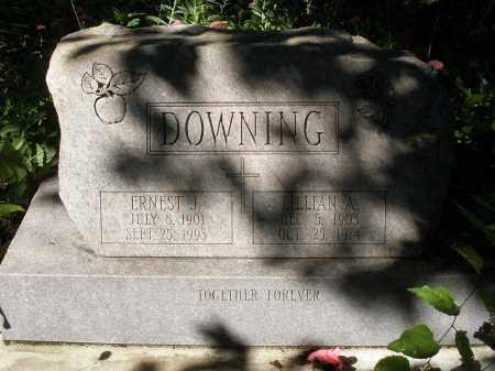 DOWNING, ERNEST J. - Darke County, Ohio | ERNEST J. DOWNING - Ohio Gravestone Photos