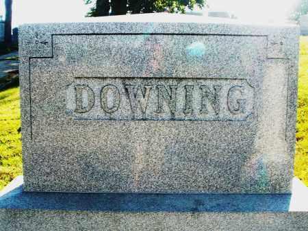 DOWNING, MONUMENT - Darke County, Ohio | MONUMENT DOWNING - Ohio Gravestone Photos