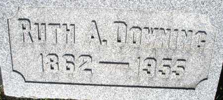 DOWNING, RUTH A. - Darke County, Ohio | RUTH A. DOWNING - Ohio Gravestone Photos