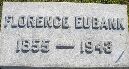 EUBANK, FLORENCE - Darke County, Ohio | FLORENCE EUBANK - Ohio Gravestone Photos