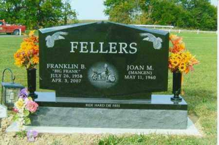LAFUZE MANGEN, JOAN - Darke County, Ohio | JOAN LAFUZE MANGEN - Ohio Gravestone Photos