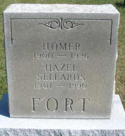 FORT, HOMER - Darke County, Ohio | HOMER FORT - Ohio Gravestone Photos