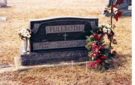 FULLROTH, INFANT (JANET) - Darke County, Ohio | INFANT (JANET) FULLROTH - Ohio Gravestone Photos