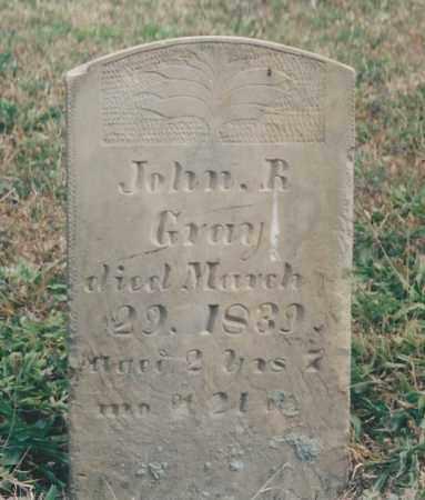 GRAY, JOHN - Darke County, Ohio | JOHN GRAY - Ohio Gravestone Photos