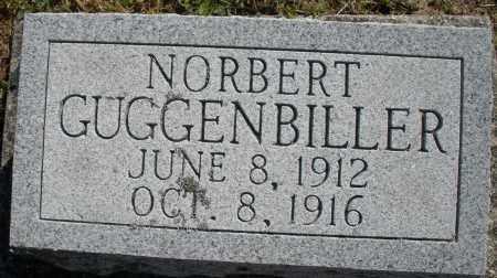 GUGGENBILLER, NORBERT - Darke County, Ohio | NORBERT GUGGENBILLER - Ohio Gravestone Photos