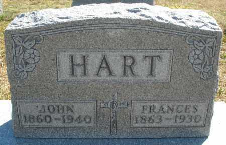 HART, JOHN - Darke County, Ohio | JOHN HART - Ohio Gravestone Photos