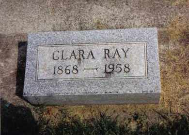 RAY HARTER, CLARA - Darke County, Ohio | CLARA RAY HARTER - Ohio Gravestone Photos