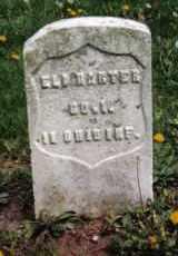 HARTER, ELI - Darke County, Ohio   ELI HARTER - Ohio Gravestone Photos