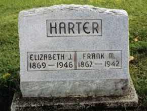 HARTER, FRANK M. - Darke County, Ohio | FRANK M. HARTER - Ohio Gravestone Photos