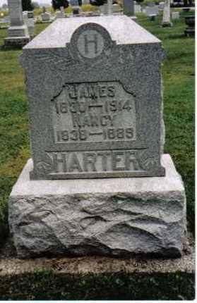 HARTER, NANCY - Darke County, Ohio | NANCY HARTER - Ohio Gravestone Photos
