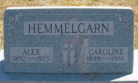 HEMMELGARN, CAROLINE - Darke County, Ohio | CAROLINE HEMMELGARN - Ohio Gravestone Photos