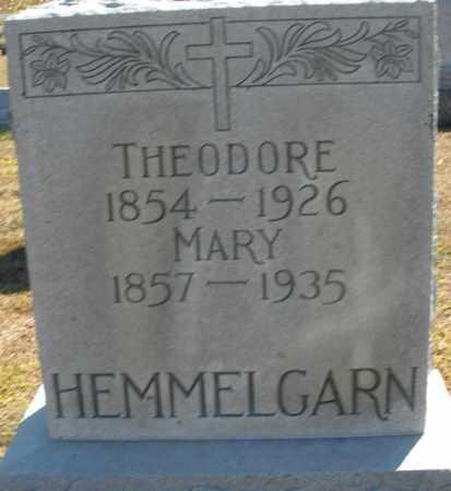 HEMMELGARN, MARY - Darke County, Ohio   MARY HEMMELGARN - Ohio Gravestone Photos