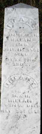 HIELAN, INFANT SON - Darke County, Ohio | INFANT SON HIELAN - Ohio Gravestone Photos