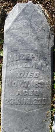 HILEMAN, JOSEPH E. - Darke County, Ohio   JOSEPH E. HILEMAN - Ohio Gravestone Photos
