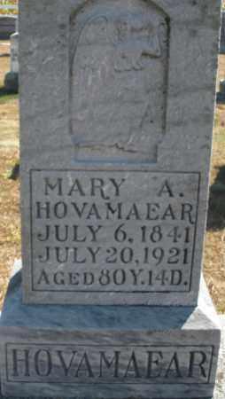 HOVAMAEAR, MARY A. - Darke County, Ohio   MARY A. HOVAMAEAR - Ohio Gravestone Photos