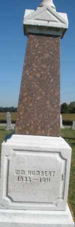 HUMBERT, WILLIAM - Darke County, Ohio | WILLIAM HUMBERT - Ohio Gravestone Photos