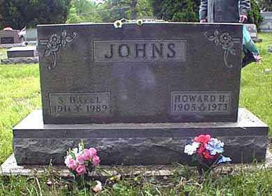 JOHNS, HOWARD HAMLIN - Darke County, Ohio | HOWARD HAMLIN JOHNS - Ohio Gravestone Photos
