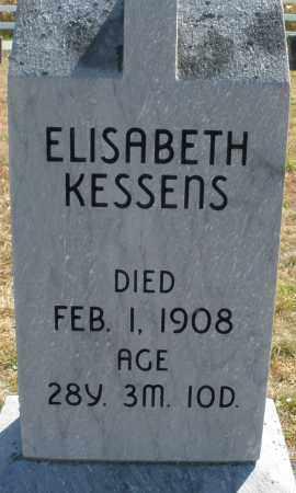 KESSENS, ELISABETH - Darke County, Ohio | ELISABETH KESSENS - Ohio Gravestone Photos