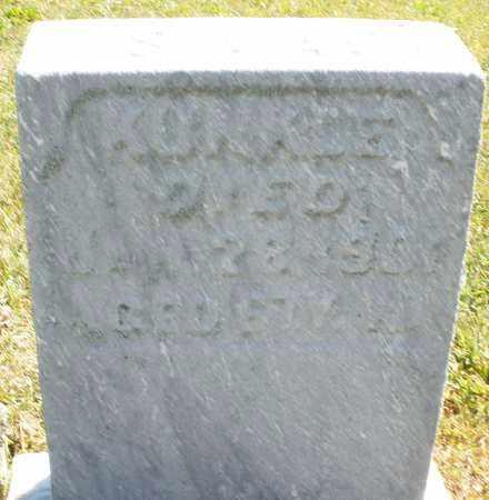 KUNKLE, ISAAC - Darke County, Ohio | ISAAC KUNKLE - Ohio Gravestone Photos
