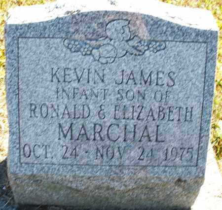 MARCHAL, KEVIN JAMES - Darke County, Ohio | KEVIN JAMES MARCHAL - Ohio Gravestone Photos