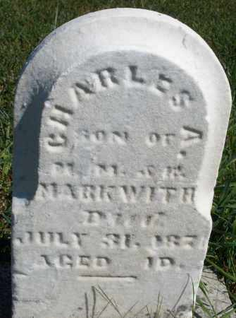 MARKWITH, CHARLES A. - Darke County, Ohio | CHARLES A. MARKWITH - Ohio Gravestone Photos