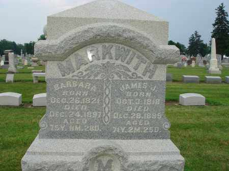 MARKWITH, BARBARA A. - Darke County, Ohio | BARBARA A. MARKWITH - Ohio Gravestone Photos