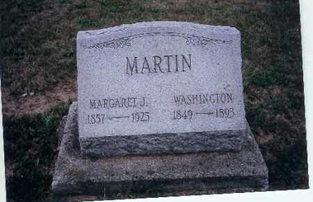 MARTIN, MARGARET J. - Darke County, Ohio | MARGARET J. MARTIN - Ohio Gravestone Photos