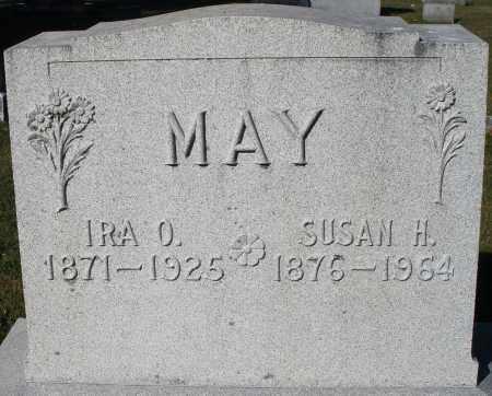 MAY, SUSAN H. - Darke County, Ohio   SUSAN H. MAY - Ohio Gravestone Photos