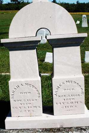 MEDFORD, SARAH A. - Darke County, Ohio | SARAH A. MEDFORD - Ohio Gravestone Photos