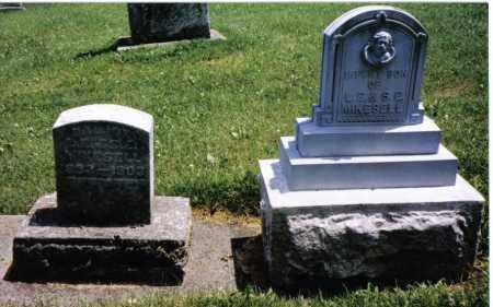 MIKESELL, INFANT SON - Darke County, Ohio   INFANT SON MIKESELL - Ohio Gravestone Photos
