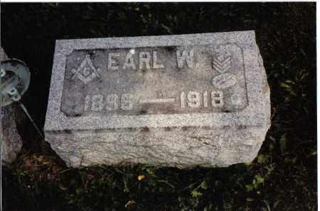 MIKESELL, EARL W. - Darke County, Ohio   EARL W. MIKESELL - Ohio Gravestone Photos