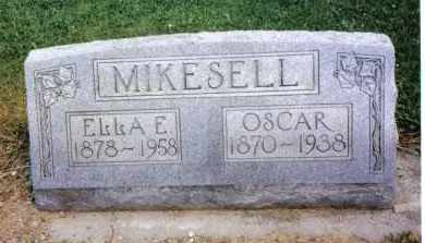 MIKESELL, OSCAR - Darke County, Ohio   OSCAR MIKESELL - Ohio Gravestone Photos