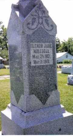 MIKESELL, ELENOR JANE - Darke County, Ohio   ELENOR JANE MIKESELL - Ohio Gravestone Photos
