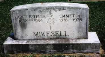 MIKESELL, CARRIE ESTELLA - Darke County, Ohio | CARRIE ESTELLA MIKESELL - Ohio Gravestone Photos
