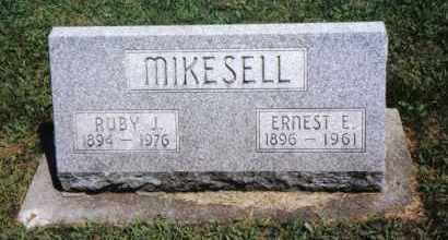 MIKESELL, RUBY J. - Darke County, Ohio | RUBY J. MIKESELL - Ohio Gravestone Photos