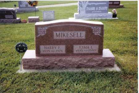 MIKESELL, HARRY F. - Darke County, Ohio | HARRY F. MIKESELL - Ohio Gravestone Photos