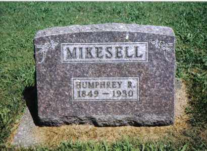 MIKESELL, HUMPHREY R. - Darke County, Ohio   HUMPHREY R. MIKESELL - Ohio Gravestone Photos